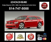 Dodge Magnum - Control Arms and Ball Joints • Bras Suspension
