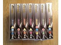 Star Trek Voyager Season 1 to 7 DVD Box Sets
