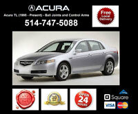 Acura TL – Control Arms and Ball Joints • Bras Suspension