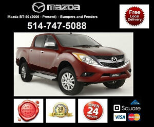 Mazda BT ► Ailes et Pare-chocs • Fenders and Bumpers