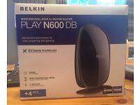 Belkin N600 Modem Router