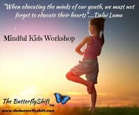Mindful Kids 4 Week Workshop