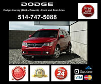 Dodge Journey - Spindles and Axles • Broches et Essieux