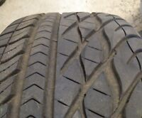 2 Goodyear Eagle GT Tired size 215/55R17