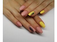 Gel nails, shellac, Bio Sculpture
