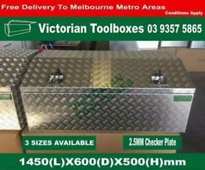 1450mm long opening ute toolbox
