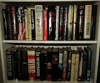 31 - 1ST Edition Hardcover Mystery Novels
