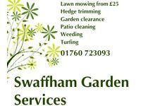 Swaffham Garden Services