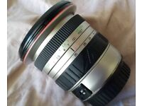 CANON EF FIT COSINA 19-35mm WIDE ANGLE ZOOM LENS APS-C & FULL FRAME FIT