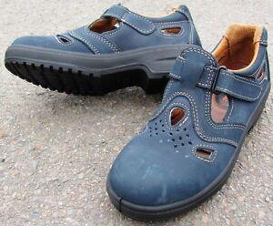 industrial 06914 sicherheitsschuhe arbeitsschuhe sandale sommer damen frau s1 ebay. Black Bedroom Furniture Sets. Home Design Ideas
