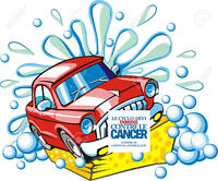 CONQUER CANCER CAR WASH EVENT
