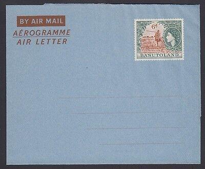 BASUTOLAND, 1954. Aerogramme H&G 6, Mint