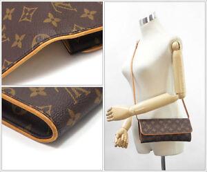 Louis Vuitton Pochette Twin GM Shoulder bag Authentic North Shore Greater Vancouver Area image 2