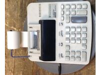Printing Office Calculator Adding Machine