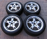 OEM WHEELS PORSCHE BOXSTER STAGGERED