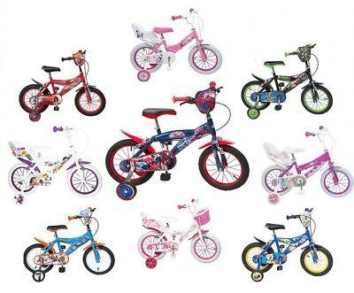 16 Zoll Disney Kinderfahrrad Kinder Fahrrad Mädchenfahrrad Jungenfahrrad Rad N ()