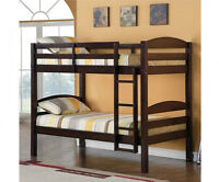 ★★★TODAY GET THIS New Kids Solidwood Bunkbed $278 Mattress$38★★