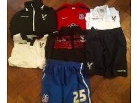 Loads of Crystal Palace FC training kit - all in great condition