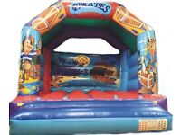 PIRATE BOUNCY CASTLE/ SOFT PLAY/ BALL PITS/ SLUSH PUPPY/ CANDY FLOSS & much more..