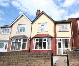 3 Bedroom House To Let in the city centre Furnished £750pcm