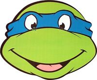 Leonardo Ninja Turtle Halloween costume size 7-8 like new