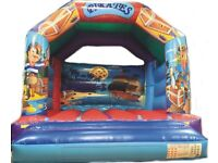 PIRATE BOUNCY CASTLE for hire / Popcorn & Candy Floss / Hot Dogs + more / Essex & London