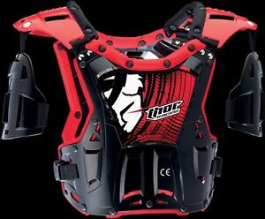 Thor chest protector size men's medium