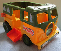1989 Ninja Turtle Bus TMNT Original
