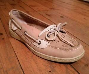 Sperry Top Sider Boat Shoes - Gold Cup - Women's 39 / AU 8 North Bondi Eastern Suburbs Preview