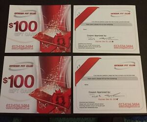 4 $100 gift cards for Omega Fit Club in Kingston's West End  Kingston Kingston Area image 3