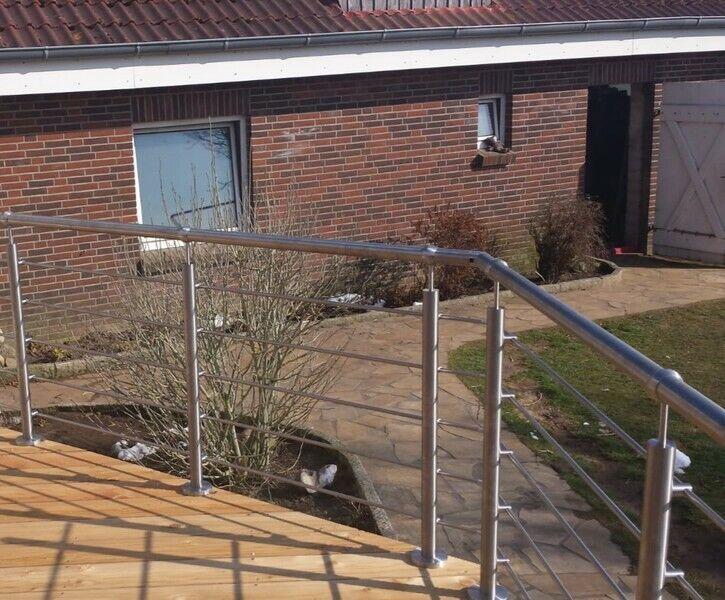 Treppensprossen Geländerstäbe   Lagerräumung// Restposten