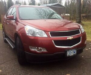 2012 Chevrolet Traverse LT AWD Prince George British Columbia image 9