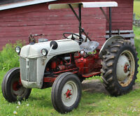 1952 Ford 8N Tractor