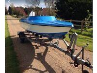 Phantom 16 Speedboat (Original Steve baker design)
