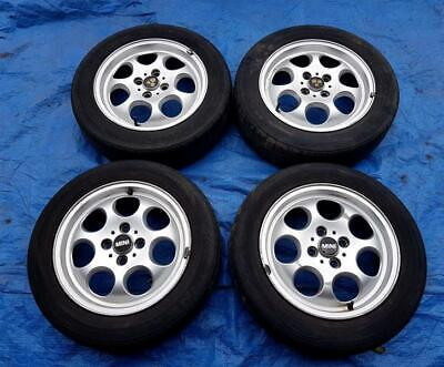 "Mini One 15"" Alloy Wheels PCD 4x100mm 5.5Jx15 ET45 175/65R15 151245"