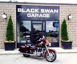 2009 Street Glide Candy Root Beer Two Tone