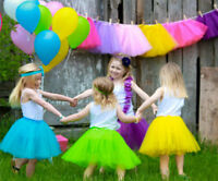 ✿tutus Halloween sale✿ 39 colors available ✿ FAIRY COSTUME✿
