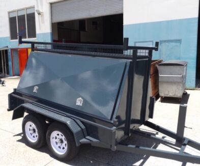 MANUFACTURER SALE!!! 8X5 TRADIES TRAILER!! BUY DIRECT AND SAVE!!