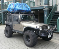 2004 Jeep Wrangler (TJ) Rubicon