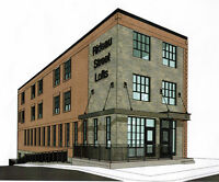 Rideau Street Lofts Available August 1