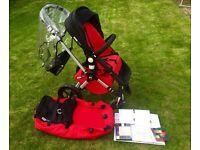 Bugaboo Chameleon pushchair / travel system / stroller / pram