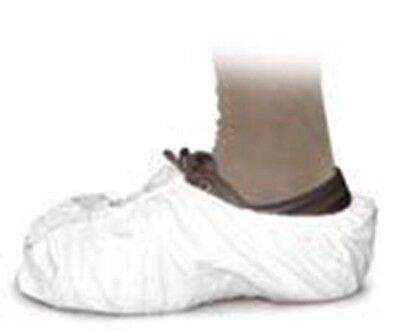Carpet Cleaning 100 White Booties 50 Pair