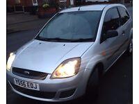 Ford Fiesta climax 1.2, 10months MOT, 56plate(2007), cheap insurance, cheap tax