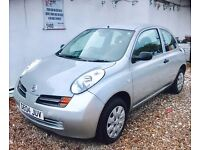🌟★ MONTH-END SALE ★🚘 2004 NISSAN MICRA 1.0 PETROL ★ MOT MAY 2017 ★ SERVICE HISTORY ★ KWIKI AUTOS★