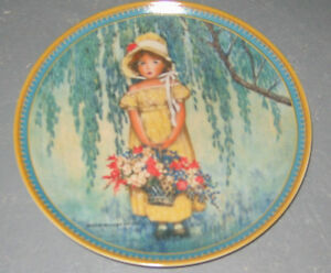 Easter: Childhood Holiday Memories Collector Plate Cambridge Kitchener Area image 1