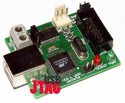Atmel Avr Studio4 Usb Jtag Programmer Debugger Ice With Usbuart