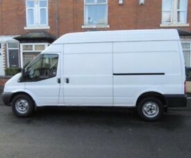 Ford Transit T350L 2.4 LWB Hi Top Van Long Wheel Base