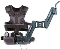 Steadicam operator with 4k camera and up to 25lbs payload Watch|