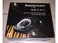Sagemcom Sixty Digital Retro Cordless Phone
