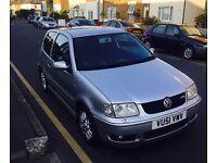 VW polo gti 2001 6n2 model for sale